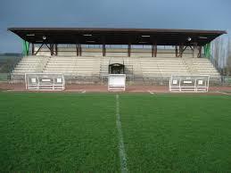 La tribune du stade
