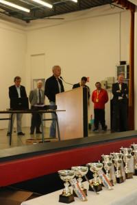 Discours de maire adjoint M Robe