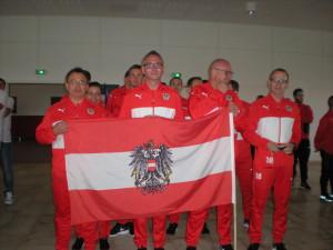 Equipe de l'Autriche