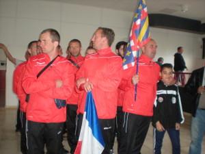 Equipe de l'ASEAD (Dijon)