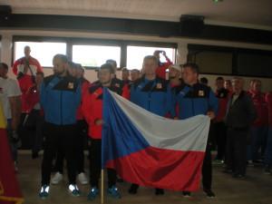 Equipe de ka République Tchèque