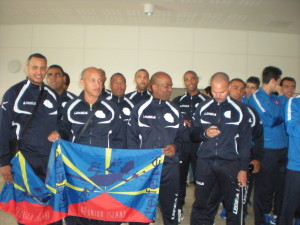 Equipe de la Réunion