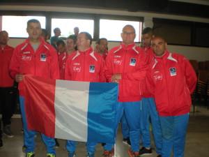 Equipe de France Paris (SMMJ)