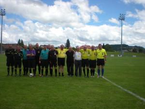 Equipe des arbitres (Photo 1)